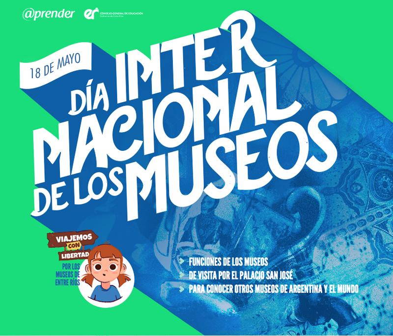 Dia Internacional de los Museos con Libertad en portada
